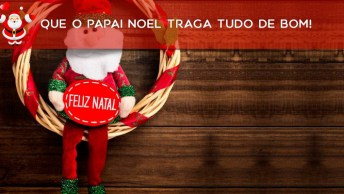 Mensagem De Natal Para Amigos E Amigas, Que O Papai Noel Traga Tudo De Bom!