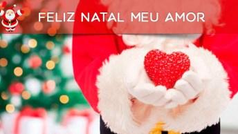 Mensagem De Natal Para Amor, Você É O Melhor Presente Que O Papai Noel Me Deu!