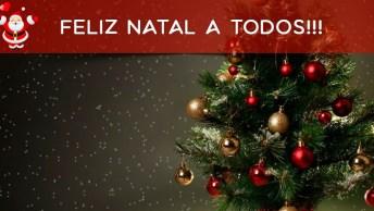 Mensagem De Natal Para Compartilhar Com Seus Amigos E Amigas!
