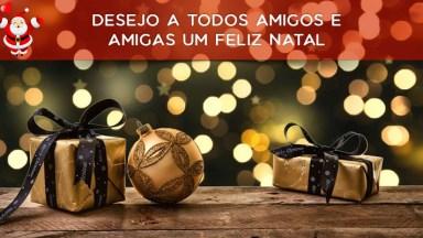 Mensagem De Natal Para Compartilhar Com Todos Amigos E Amigas!