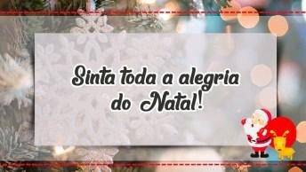 Mensagem De Natal Para Funcionários - Sinta Toda A Alegria Do Natal!