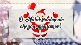 Mensagem De Natal Para Namorado Romântica - Amar No Natal!