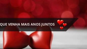 Mensagem Dia Dos Namorados 2017, Que Venha Mais Anos Juntos Para Comemorar!