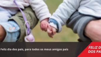 Mensagem Dia Dos Pais Para Facebook, Para Todos Os Amigos Pais Da Rede Social!