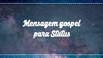 Mensagem Gospel Para Status - O Trabalho Que Resulta Da Fé!
