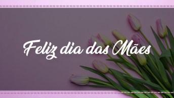 Mãe É Amor, É Pilar Seguro - Feliz Dia Das Mães!