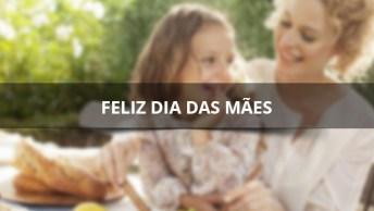 Mãe É Cuidar, Brigar, Chorar, Brincar, Enfim Amar!