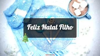 Mensagens e Vídeos de Natal para Filho