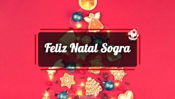 Mensagens e Vídeos de Natal para Sogra