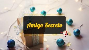 Mensagens e Vídeos de Natal para Amigo Secreto