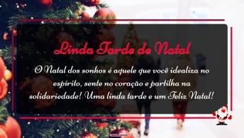 Linda Tarde De Natal