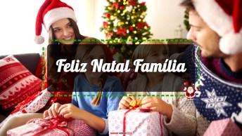 Mensagens e Vídeos de Natal para Família