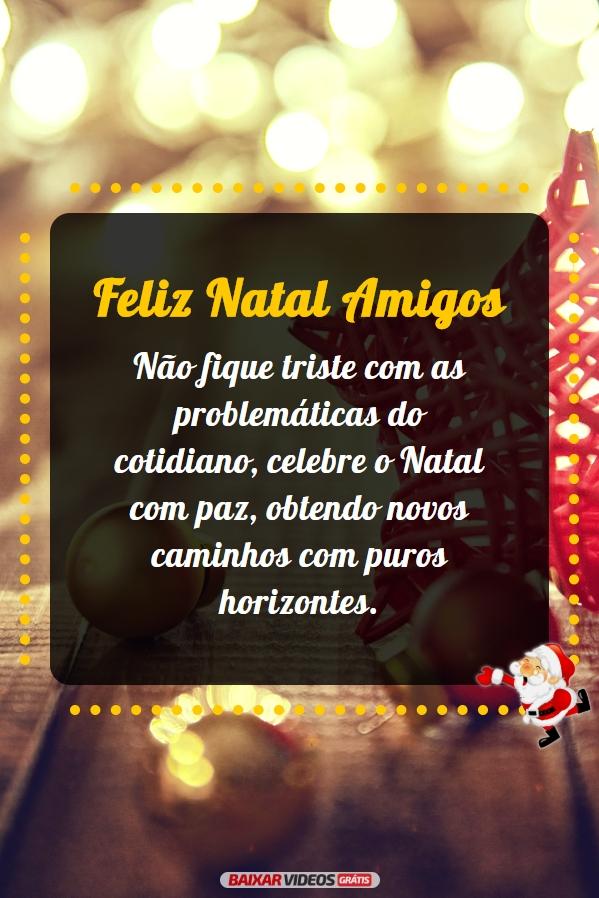 Celebre o Natal com Paz