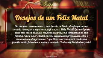 Desejos De Um Feliz Natal
