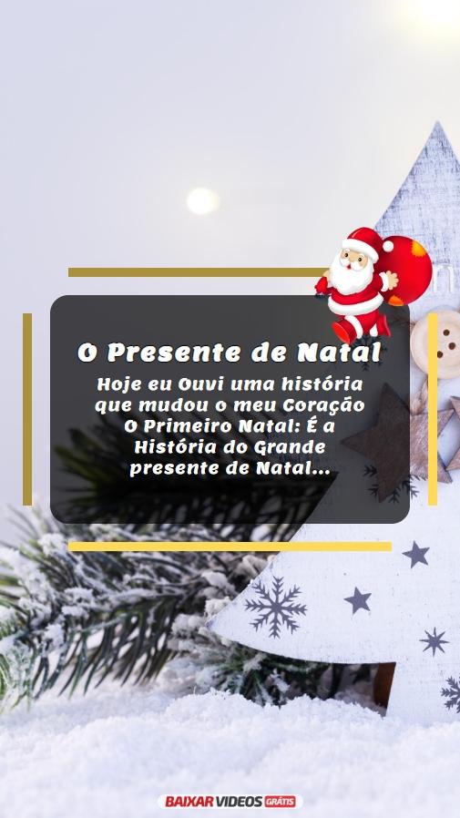 Nascimento de Jesus narrada por uma criança