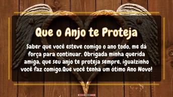 Que O Anjo Te Proteja