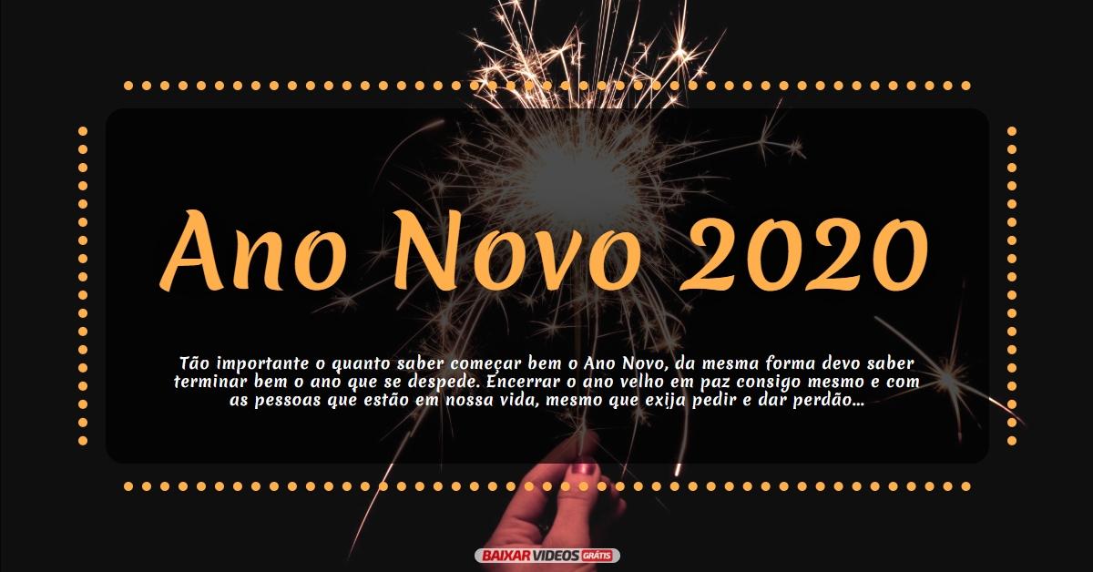 Encerre o ano em paz