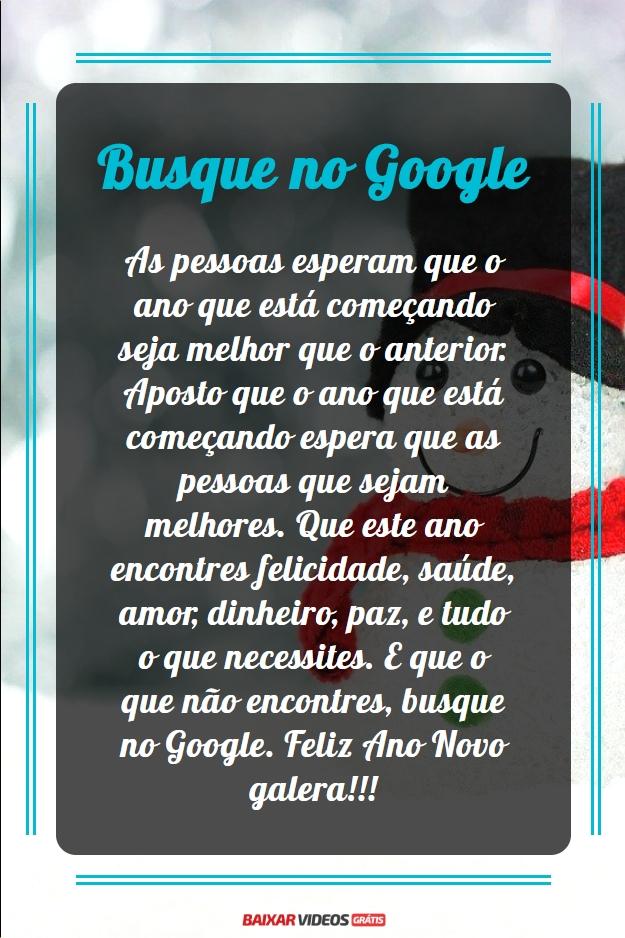 Busque no Google