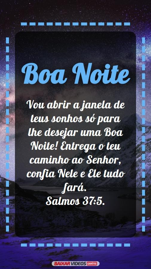Entrega teu caminho ao Senhor