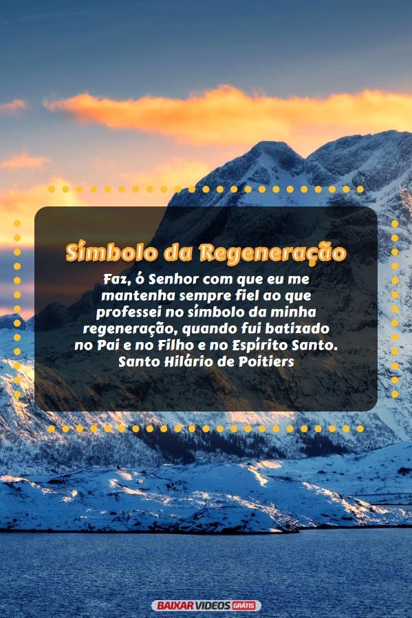 Símbolo da Regeneração