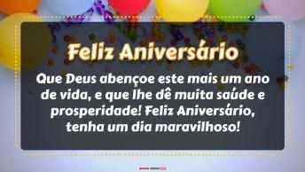 Deus Abençoe Seu Aniversário