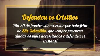 Defendeu Os Cristãos