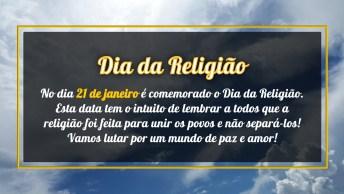 A Religião Foi Feita Para Unir Os Povos