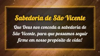 Sabedoria De São Vicente