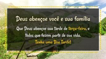 Deus Abençoe Você E Sua Família