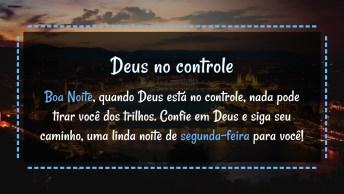 Deus No Controle