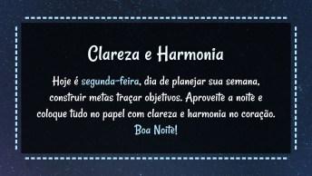 Clareza E Harmonia