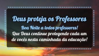 Deus Proteja Os Professores