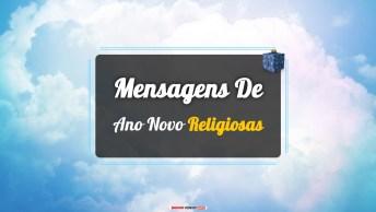 Mensagens e Vídeos de Ano Novo Religiosas