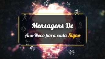 Mensagens e Vídeos de Ano Novo para cada Signo
