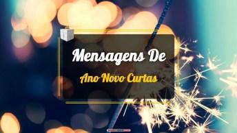 Mensagens e Vídeos de Ano Novo Curtas