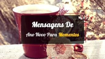 Mensagens e Vídeos de Ano Novo para Momentos