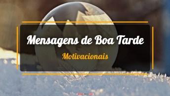 Vídeos de Boa Tarde Motivacionais