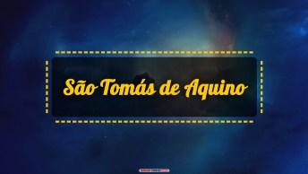 Dia de São Tomás de Aquino