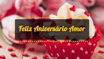 Vídeos de Feliz Aniversário de Amor
