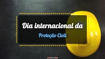 Dia internacional da proteção civil