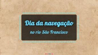 Dia da navegação no rio São Francisco