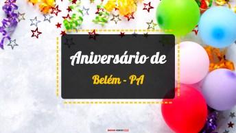 Aniversário da cidade BELÉM - PA