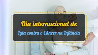 Dia internacional de luta contra o câncer na infância