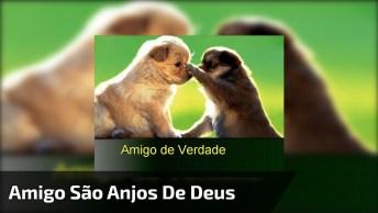 Amigo De Verdade, Mensagem Para Compartilhar No Facebook, Confira!