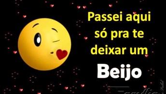 Beijo Para Whatsapp, Envie Para Seus Amigos E Amigas Que Você Não Fala A Dias!
