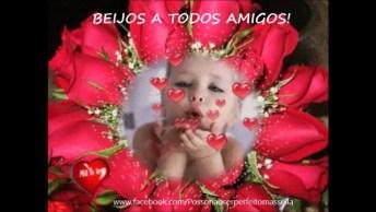 Beijos Para Todos Amigos Do Facebook, Para Distribuir Carinhos!