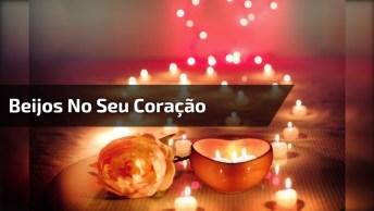 Envie Beijos No Coração De Seus Amigos E Amigas Do Whatsapp!