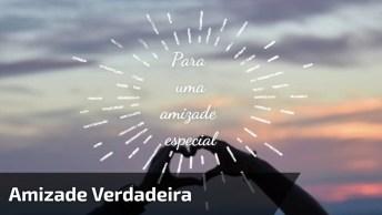 Linda Mensagem De Amizade Para Enviar Pelo Whatsapp, Muito Fofa!
