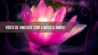 Lindo Vídeo De Amizade Com A Música 'Amigo' Da Cantora Gospel Elaine De Jesus!
