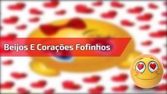 Mande Beijos E Corações Para O Whatsapp, Muita Fofura Em Um Só Vídeo!